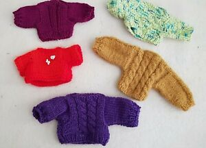 Convolute-Knitted-Sweater-For-Approx-6-5-16-7-7-8in-Bears-Great-Price-7