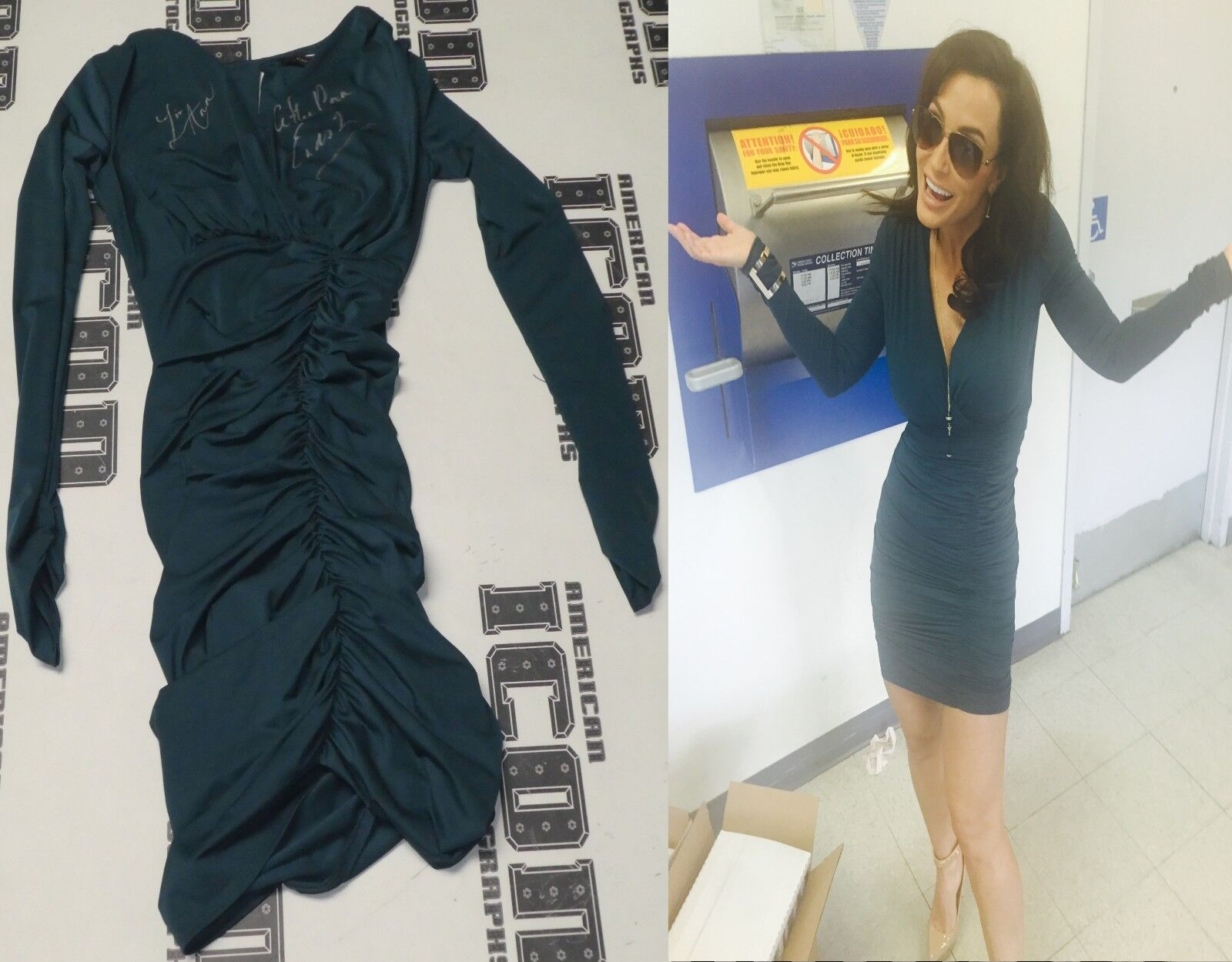 After Porn Ends Trailer lisa ann signed personally worn used dress in after porn ends 2 movie bas  coa