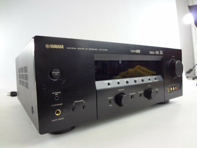 Yamaha HTR-5790 Naural Sound A/V Receiver (Minor ISSUE)
