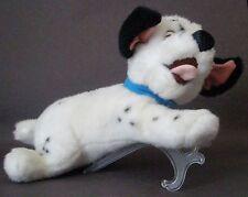"Walt Disney 101 Dalmatians Lucky 13"" Beanbag Plush Dog w Blue Collar CUTE EUC"