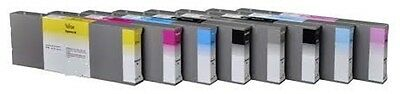COMPATIBLE DYE 8 INK PACK EPSON STYLUS PRO4800  (YOU MIX THE COLOURS)