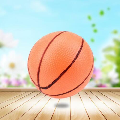 10cm Mini Inflatable Basketball Toys Outdoor Kids Hand Wrist Exercise Ball