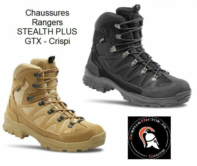 shoes Rangers STEALTH PLUS GTX Crispi