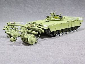 Trumpeter 00346 1//35 M1 Panther II Mineclearing Tank