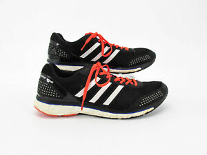 Details about Adidas Adizero Adios Boost Men Athletic Running Shoes Size 9.5M Pre Owned LJ