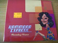 HAMMOND EXPRESS RENDEZ VOUS  CD SIGILLATO GAZZARRA