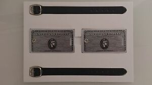 2x-American-Express-Platinum-luggage-tags-Amex-Centurion-VIP-gift-HON