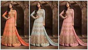 Indian-Pakistani-Designer-Anarkali-Salwar-Kameez-long-gown-party-wear-Dresses-FM