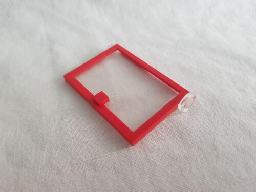 1x Lego® Tür rechts rot 73435c01 73435 6699 6373 9356 1065