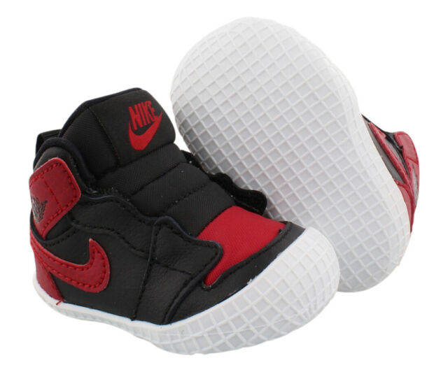 Size 2c Jordan 1 Crib Bootie Baby Shoes