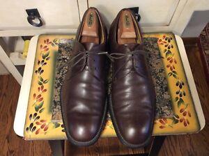 10d kleding Oxford schoenen lederen Salvatore maat Heren bruin Ferragamo wvfpgxCqA