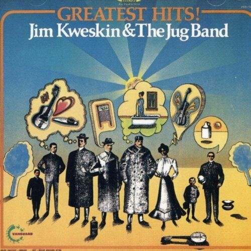 Jim Kweskin, Jim Kweskin & Jug Band - Greatest Hits [New CD]