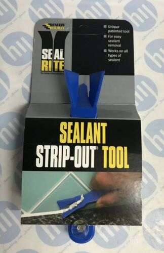 Everbuild étanchéité Rite Strip Out Silicone mastic mastic Remover outil de salle de bain