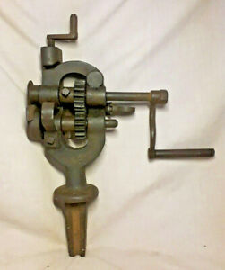 Antique-Tinsmiths-Sheet-Metal-Seam-Roller-in-Working-Order