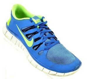 Details about Nike Free 5.0 Womens Size 10.5 W Running Walking Athletic Sneakers Shoes #F29
