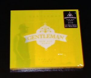 Gentleman-New-Day-Dawn-Limited-Deluxe-Edition-CD-Schneller-Shipping-New-OVP