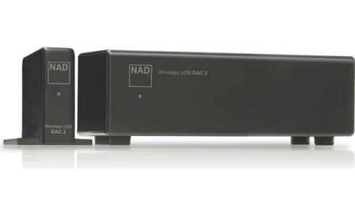NAD Wireless USB DAC-2Ships Worldwide With Warranty