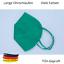 Indexbild 6 - ✅10 Stück CE Zertifiziert FFP2 Maske Bunt DEUTSCHER HÄNDLER Atemschutz ✅  TÜV