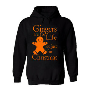 Gingers-Are-For-Life-Funny-Mens-Hoodie-Christmas-Elf-Xmas-Novelty-Rude-Joke-Top