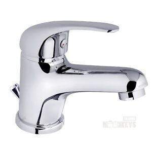 Wasserhahn Bad Waschtischarmatur Mischbatterie Waschbecken Armatur ...