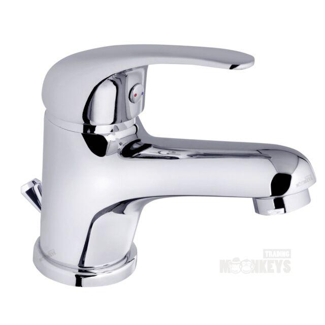 Wasserhahn Bad Waschtisch Armatur Mischbatterie Waschbecken ...