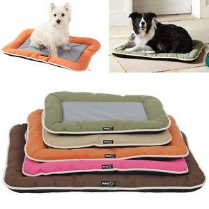 Bunty-Utility-Dog-Bed-Waterproof-Washable-Hardwearing-Pet-Mattress-Mat-Basket