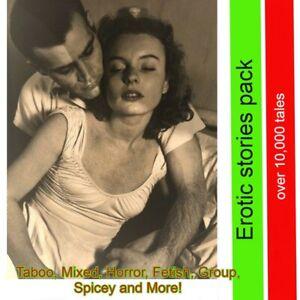 11,000 plus erotic eBooks collection - e pub format, novels -short stories