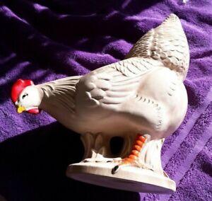 Royal Haeger vintage hen statue