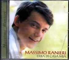 RANIERI MASSIMO ERBA DI CASA MIA SOGNO D'AMORE VENT'ANNI  CD ITALY