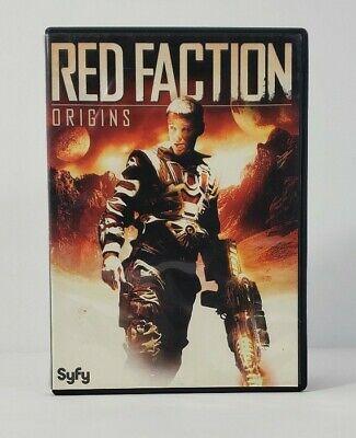 Red Faction Origins Dvd 25192102783 Ebay