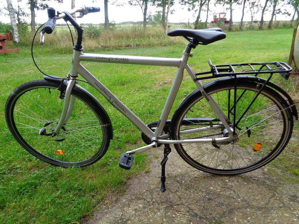 Herrecykel, Mustang Citybike, 58 cm stel