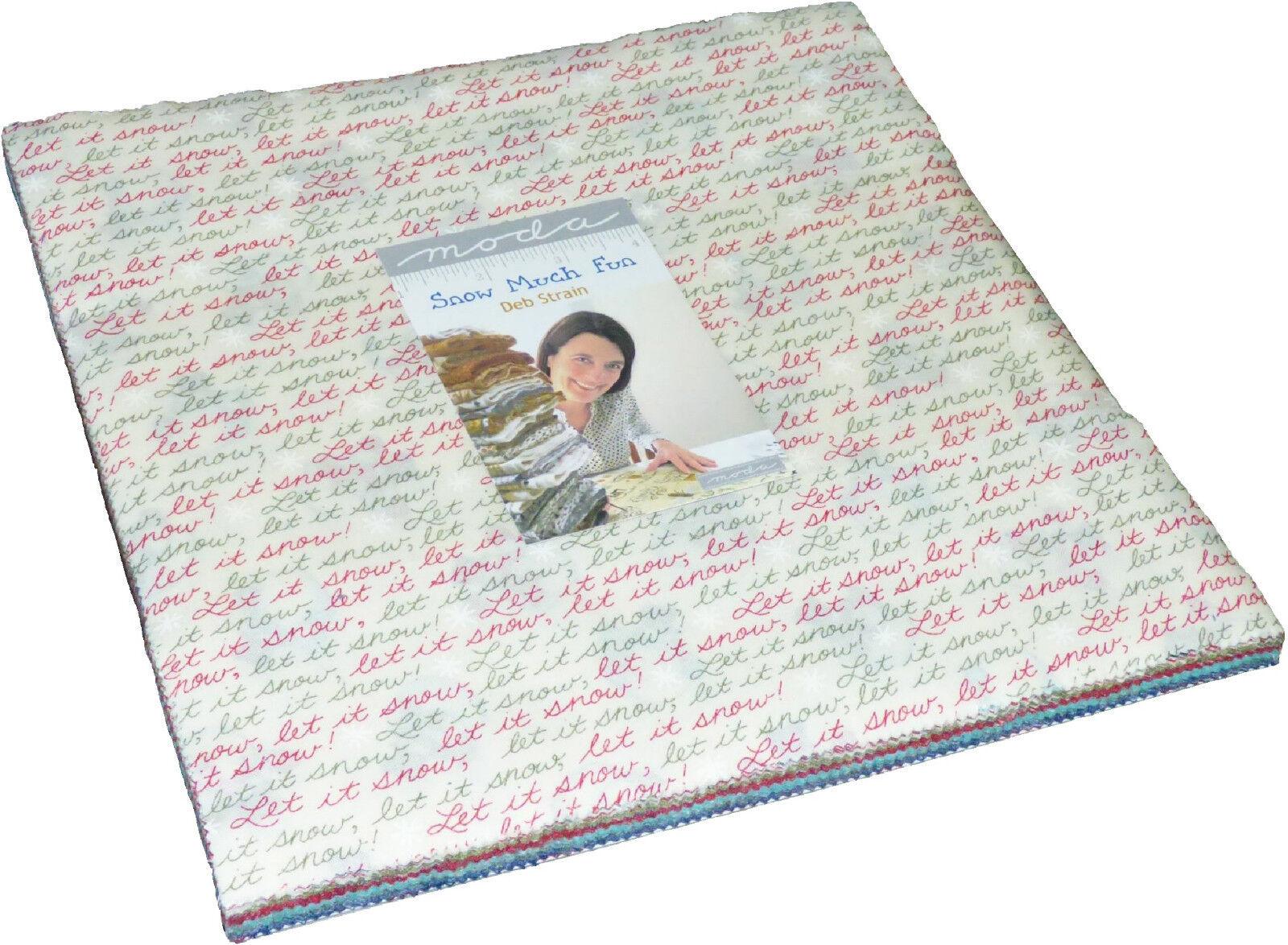 "Homegrown Moda Layer Cake 42 100/% Cotton 10/"" Precut Quilt Squares by Deb Strain"
