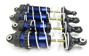Details about SLASH 4x4 ULTIMATE SHOCKS, Front & Rear BIG-BORE GTR  (Dampers) Traxxas 68077-4