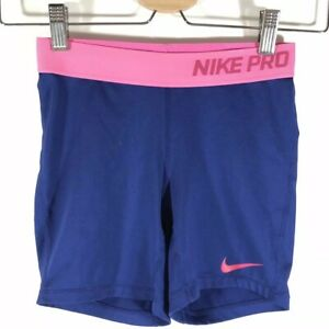 Girl's Youth Nike Dri Fit Spandex Compression Shorts   eBay