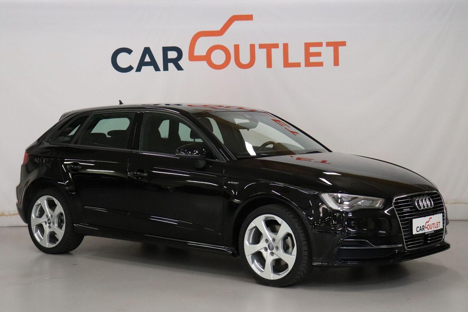 Audi A3 1,4 e-tron Ambition Sportback S-tr.