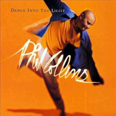 Dance into the Light by Phil Collins (CD, Oct-1996, Atlantic (Label))