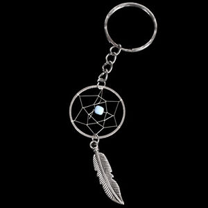 DREAM CATCHER KEYRING - Native American Wisdom -Same Day Despatch