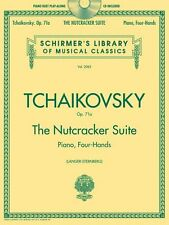 Tchaikovsky The Nutcracker Suite Piano Duet Play-Along Music Book DOWNLOAD Piece