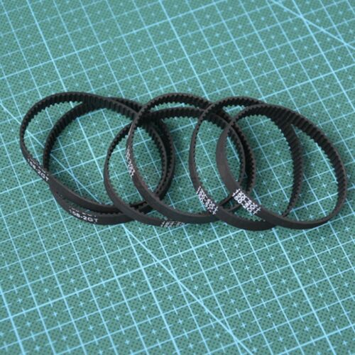 2GT 1000-1524 Rubber Timing Belt Ring Closure 6//10mm Belt Width For 3D Printer