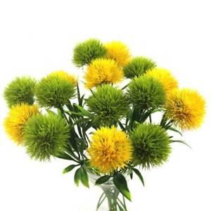 10Pcs-pack-Artificial-Flower-Dandelion-Grass-Ball-Flower-Home-Garden-Decor-Chic