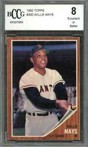 Willie-Mays-Card-1962-Topps-300-San-Francisco-Giants-BGS-BCCG-8