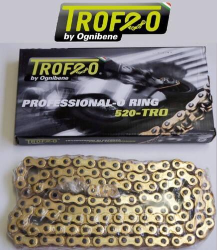 CATENA TROFEO ORO O-RING 520 TRO 120 KTM EXC 450 2007-2008