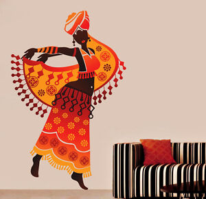 57080 | Wall Stickers Beautiful Arabian Dancer