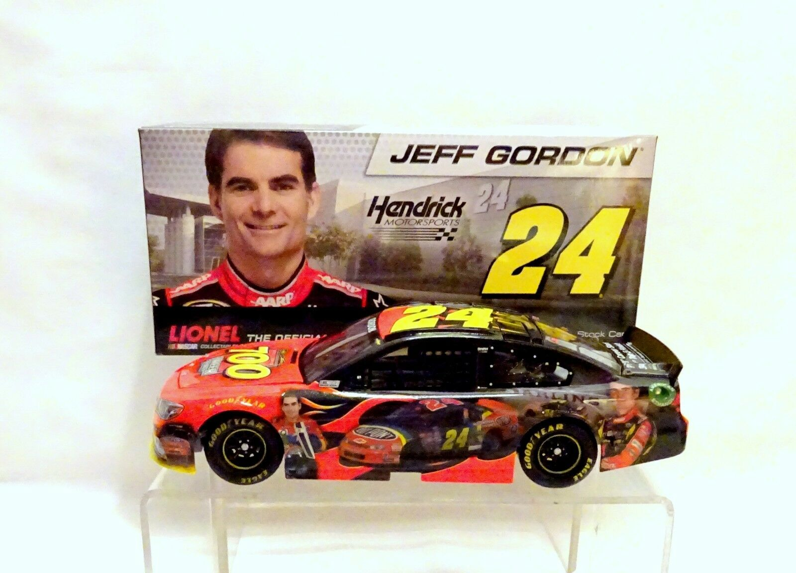 Nascar Jeff Gordon th Start 1 24 2013 SS.. (68)