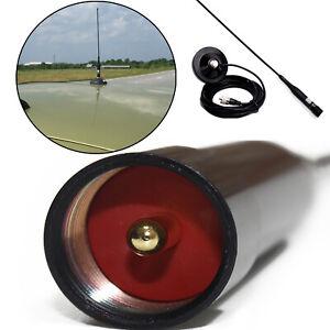 Dual-Band-Auto-Antenne-144-430MHz-UHF-VHF-NL-R2-PL259-Walkie-Talkie-Funkantenne
