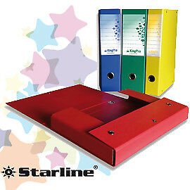 STL5111 SCATOLA PROGETTO KingPro 8 VERDE c//portaetichetta STARLINE