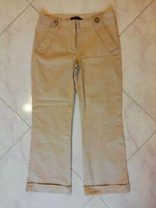 size 40 62595 83c8a Dettagli su Pantaloni Donna Fay