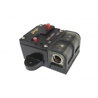 STINGER SGP90250 PRO 250 AMP 0 GAUGE 4 GA AWG WIRE CIRCUIT BREAKER CAR AUDIO NEW