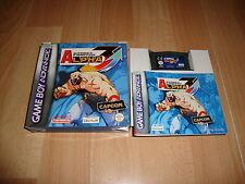 STREET FIGHTER ALPHA 3 DE CAPCOM PARA LA NINTENDO GAME BOY ADVANCE GBA COMPLETO