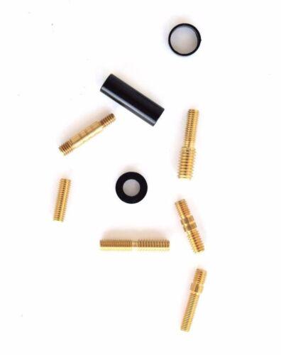 "Black Bullet Style Stubby Aluminum Antenna 4/"" AM FM For Nissan Frontier /& Titan"